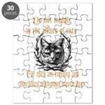 Affairs of Cats Puzzle
