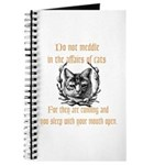 Affairs of Cats Journal