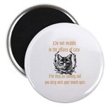 Affairs of Cats Magnet