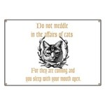 Affairs of Cats Banner