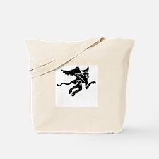 Flyin' Monkeys! Tote Bag