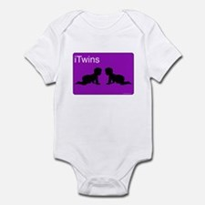 iTwins Infant Bodysuit