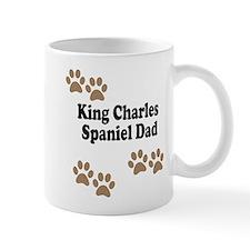 King Charles Spaniel Dad Mug