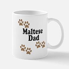Maltese Dad Mug