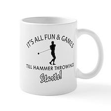 Unique Hammer Throw designs Mug
