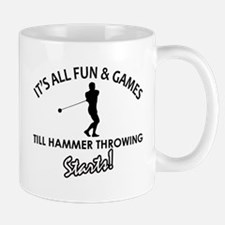 Unique Hammer Throw designs Mug