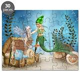Sea horse puzzle Puzzles