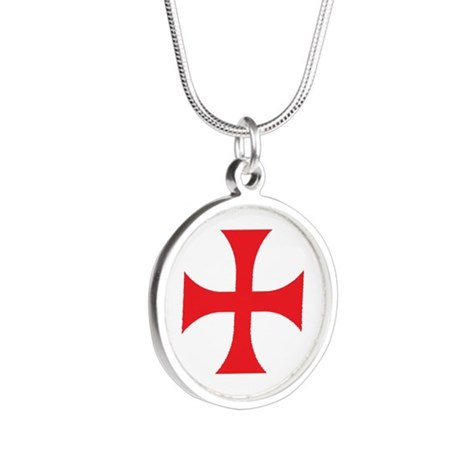 knights templar necklaces by expressivemind