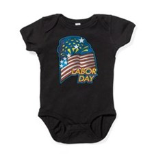 Labor Day Baby Bodysuit