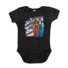 Labor Day Baby Bodysuit