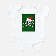 Pirate Santa Infant Bodysuit