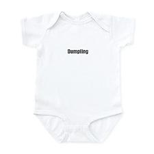 """""""Dumpling"""" Infant Bodysuit"""