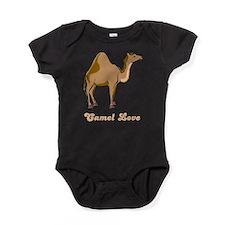Camel Love Baby Bodysuit