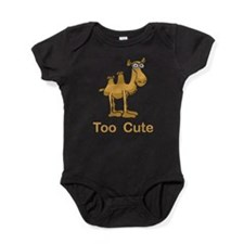 Too Cute Camel Baby Bodysuit