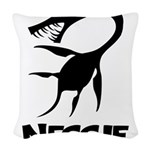 Nessie Woven Throw Pillow