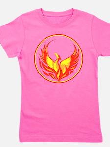 Stylish Phoenix Girl's Tee
