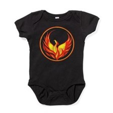 Stylish Phoenix Baby Bodysuit