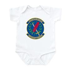 60th Security Forces Infant Bodysuit