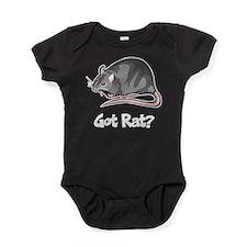 Got Rat? Baby Bodysuit