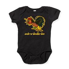 cock-a-doodle-doo Baby Bodysuit