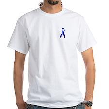 Blue Ribbon T-Shirt (White)