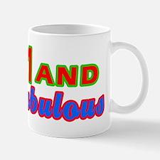 51 and fabulous Mug