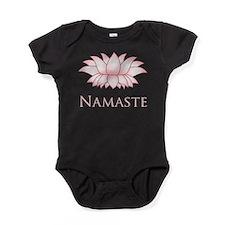Lotus Namaste Baby Bodysuit