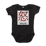 Anger Baby Bodysuit