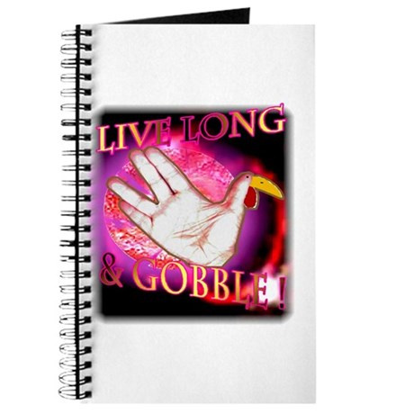 Live Long & Gobble Journal