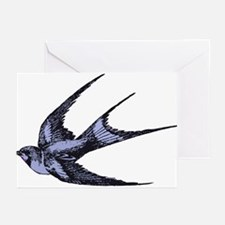 Swallow Greeting Cards (Pk of 10)