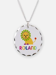 Roland Loves Lions Necklace