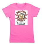 Retro Advertising Girl's Tee