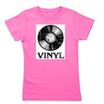 Vinyl Girl's Tee