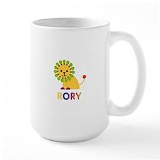 Rory Loves Lions Mug