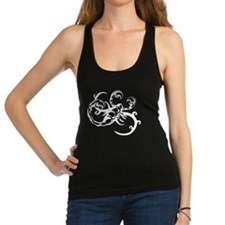 Scorpion Tattoo Racerback Tank Top