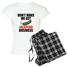 Jalapeno Business Pajamas