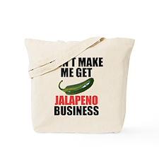 Jalapeno Business Tote Bag