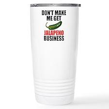 Jalapeno Business Travel Mug