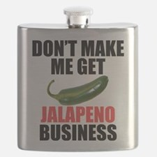 Jalapeno Business Flask