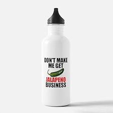 Jalapeno Business Water Bottle