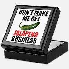 Jalapeno Business Keepsake Box