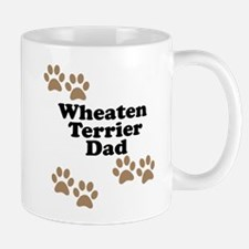 Wheaten Terrier Dad Mug
