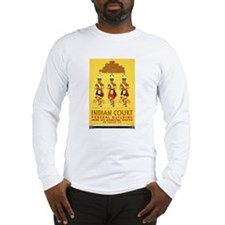 Pueblo Turtle Dancers Long Sleeve T-Shirt