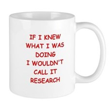 research Small Mugs