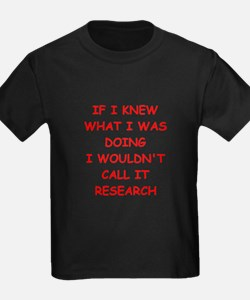 research T-Shirt