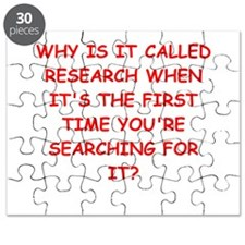 research Puzzle