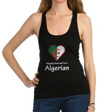 Happily Married Algerian Racerback Tank Top