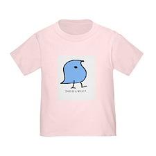 Toddler Wug Test T-Shirt