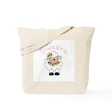 Sweetie Lamb Tote Bag