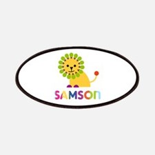 Samson Loves Lions Patches